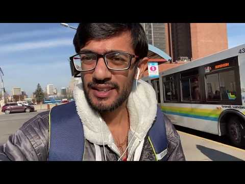 Life In Windsor, Canada - Part 1 I Harshit Jadav