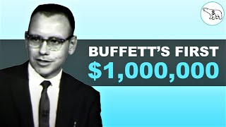 How Warren Buffett Made His First $1,000,000