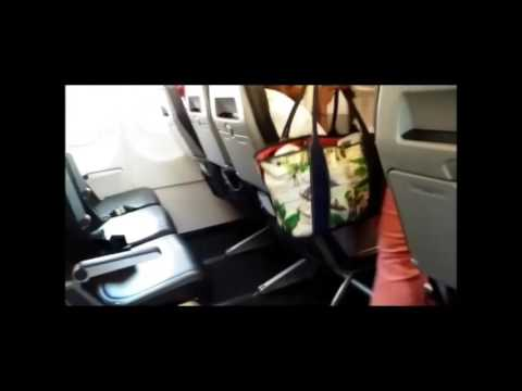 Frontier Airlines upgrade seating