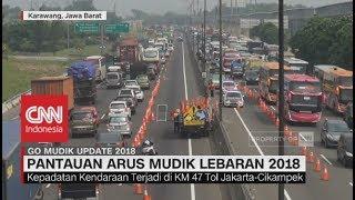 Download Video Ruas Tol Jakarta - Cikampek Padat, Terus Alami Peningkatan - Go Mudik 2018 | 16.00 MP3 3GP MP4