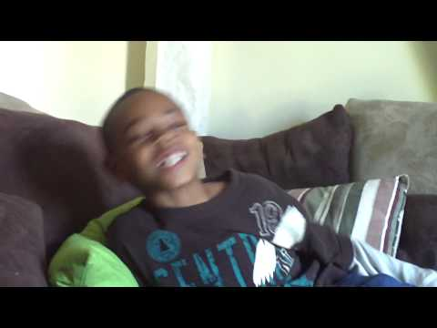 8 YEAR OLD RAPS