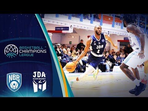Happy Casa Brindisi V Jda Dijon – Highlights – Basketball Champions League 2019-20