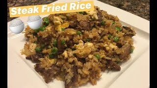 How to Make: Steak Fried Rice