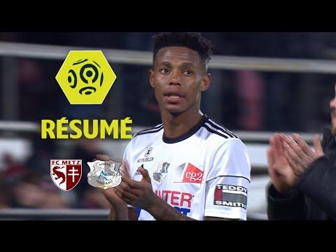 FC Metz - Amiens SC (0-2)  - Résumé - (FCM - ASC) / 2017-18
