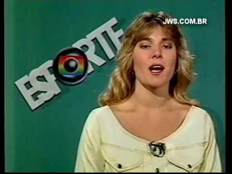 MEMÓRIA: APRESENTADORES E REPÓRTERES DA TV PARANAENSE EM 1992