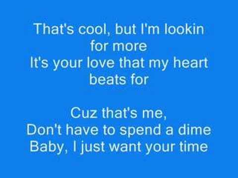 Baby It's You - By: JoJo (With Lyrics)