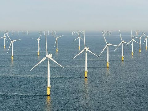 China's offshore wind sector blows into high gear | CCTV Eng