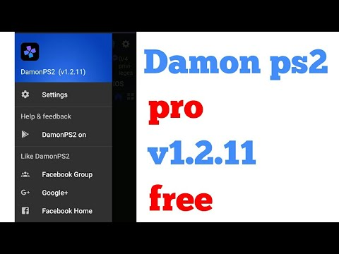 download damon ps2 pro apk terbaru
