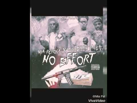 "Mia Rerock x Woodman Jace ""No Effort"" (Prod by Mia Jayc)"