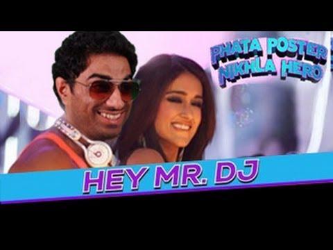 Hey Mr DJ - Lets Go Bananas - Phata Poster Nikla...