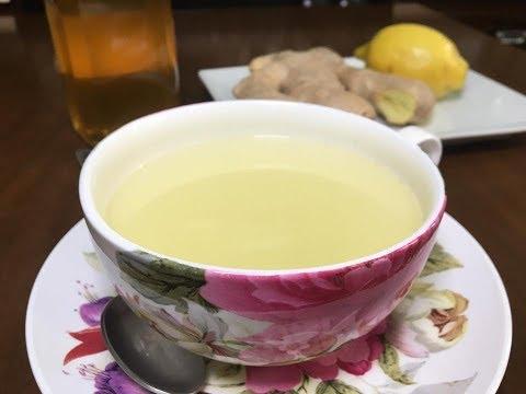 tisana-zenzero-e-limone-disintossicante-e-dimagrante