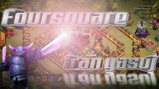 Clash Of Clans | Foursquare Vs iran yasuj [Recap]