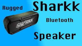 Sharkk Commando+ 20W Speaker Review