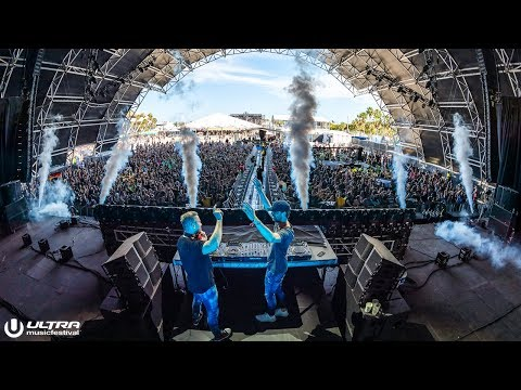Cosmic Gate live at Ultra Miami 2019 (ASOT 900)