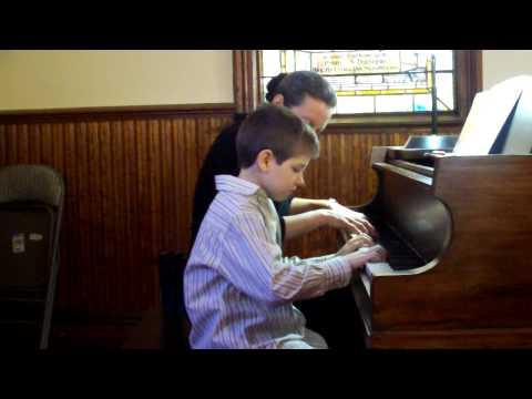 Jessica Roemischer and Tyler Henry - Piano Duet - ...