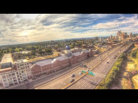 Hartford Connecticut by Drone GoPro Protune