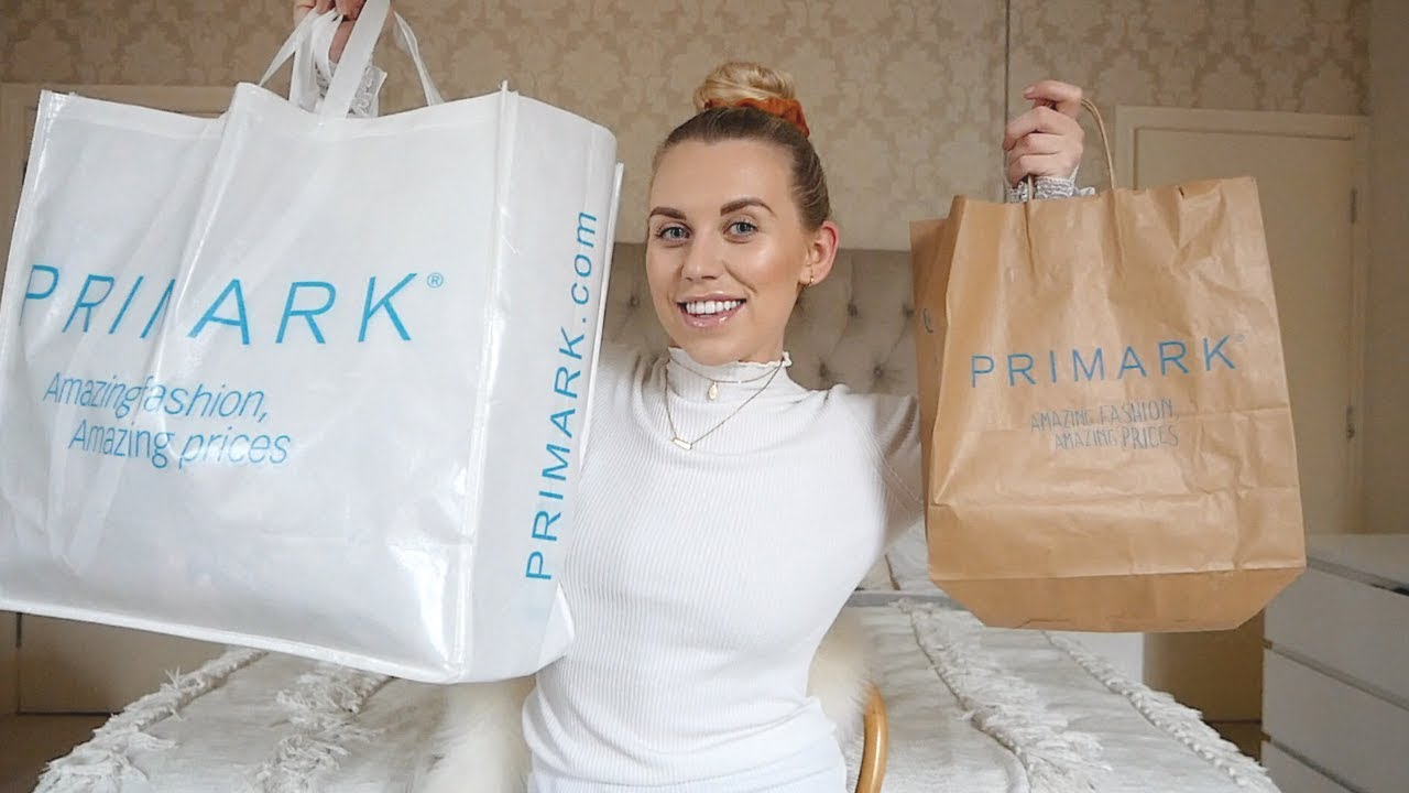 f892a0ac888 HUGE JANUARY 2019 PRIMARK TRY ON HAUL