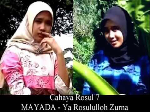 MAYADA - Ya Rosululloh Zurna - Cahaya Rosul 7