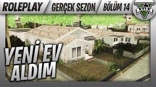 YENİ EV ALDIM GTA 5 GERÇEK HAYAT