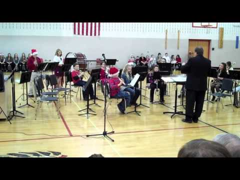 Bellaire Middle School 5th Grade Christmas Concert