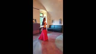 rouh oriental dance to a pop song by fadel shaker