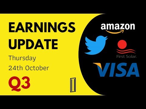amazon-x-twitter-x-visa-x-first-solar---time-to-buy-or-sell?-|-q3-earnings-update---thu-24th-oct