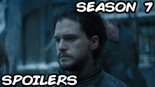 The Biggest Season 7 SPOILER About Jon Snow! (Game of Thrones)