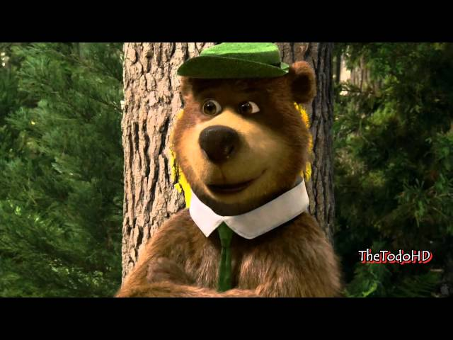Yogi Bear (El oso Yogi) Trailer Español Latino FULL HD Videos De Viajes