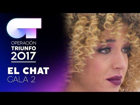 EL CHAT - GALA 2 - 06 NOVIEMBRE – OT 2017 (#OTChat)
