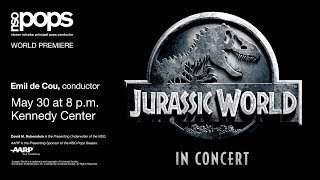 NSO Pops: Jurassic World - In Concert