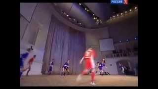 "Igor Moyseev Dance Ensemble ""In honor of the Master"" Gala - Football"