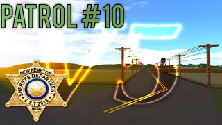 Roblox- NK Sheriff Patrol-Part 10- Reckless Driving Is Not Cool-