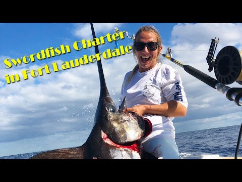 Swordfish Charter In Fort Lauderdale