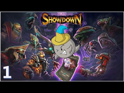 Forced: Showdown - Pheno Plays - Episode 1