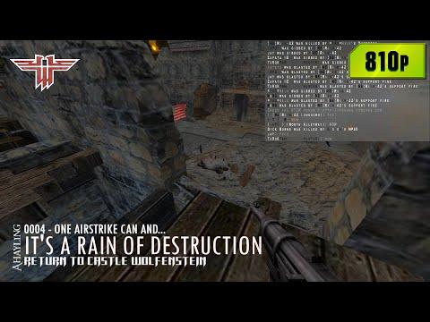 RTCW Episode 04: It's a Rain of Destruction [Full]