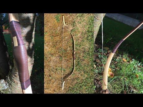 Assyrian horsebow, self made wood-composite