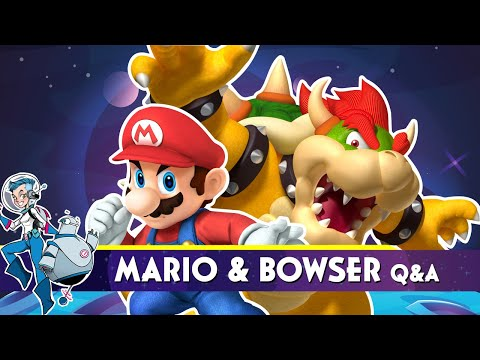 Mario And Bowser Q&A