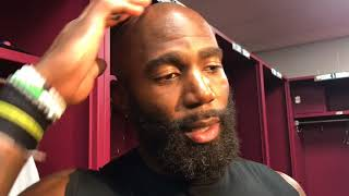 Eagles' Malcolm Jenkins on national anthem decision thumbnail