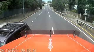 Avustralya Trafik Kazalari