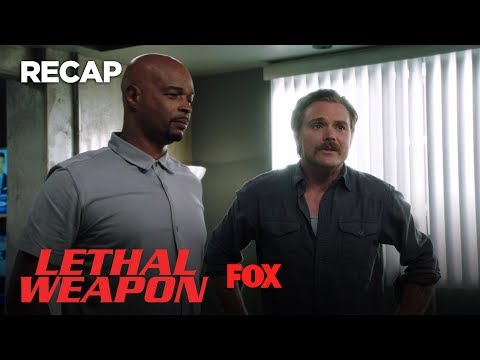 Season 2: Up 'Til Now  Season 2  LETHAL WEAPON