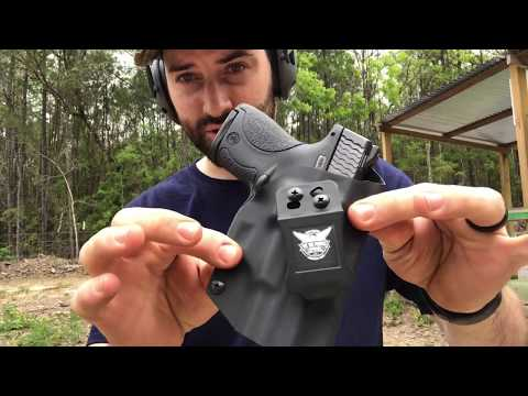We The People Holster, S&W Shield Holster
