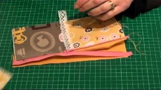 comment coudre une poche zippée dans un sac