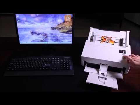 Scanner Avision AD230