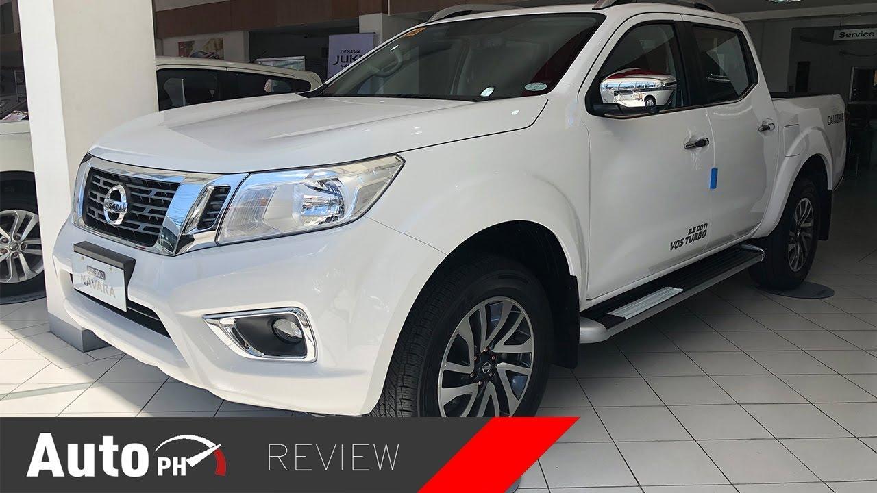 2019 Nissan Navara EL Calibre 4x2 - Exterior & Interior Review (Philippines)