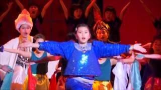 (滋賀)長浜小学校合唱団 第4回定期演奏会のミュージカル「アラジン」...