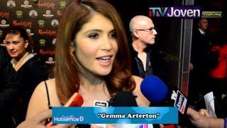 HANSEL Y GRETEL: CAZADORES DE BRUJAS - Jeremy Renner y Gemma Arterton - Alfombra roja México.