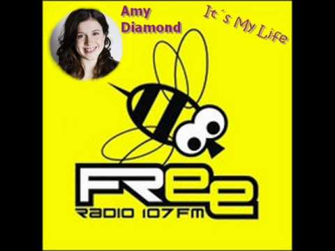 Amy Diamond on Free Radio (Czech Republic) 20.5.2009