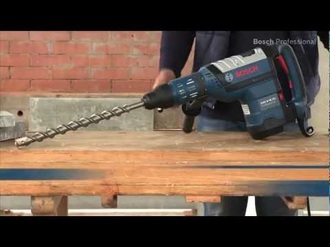 Bosch GBH 8-45 DV Rotary Hammer With SDS MAX