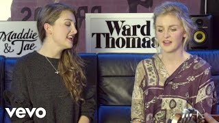 Ward Thomas - Girl in a Country Song (Maddie & Tae Cover)