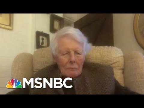 99-Year-Old UK WWII Vet Is One Of The First To Receive COVID-19 Vaccine | Hallie Jackson | MSNBC